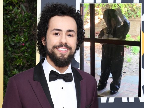 Comedian Ramy Youssef reveals exactly what happens when you lose out during lockdown Emmys