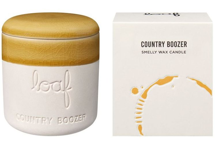 Smelly Wax Candles, £40, Loaf. Buy it with the Ownable app.