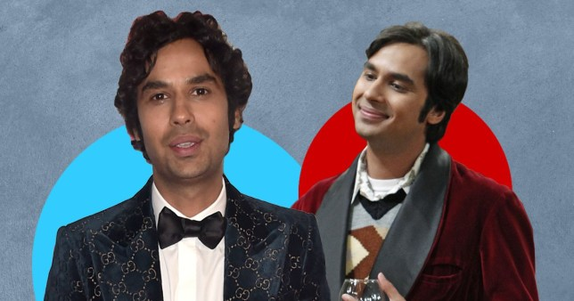 EXCL: Kunal Nayyar talks where Raj is now and thoughts on finale Pic: Getty