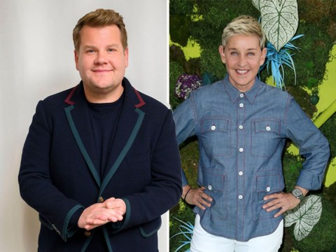 James Corden insists he isn't replacing Ellen DeGeneres on her talk show amid 'toxic' workplace scandal