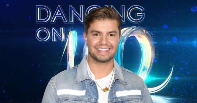 Capital's Sonny Jay announced for Dancing On Ice Rex Features