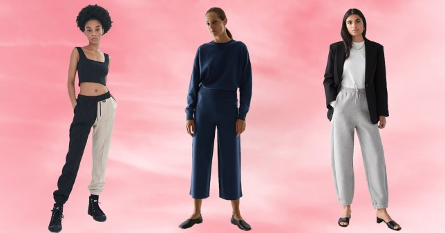 Sustainable tracksuits to get comfy in this winter