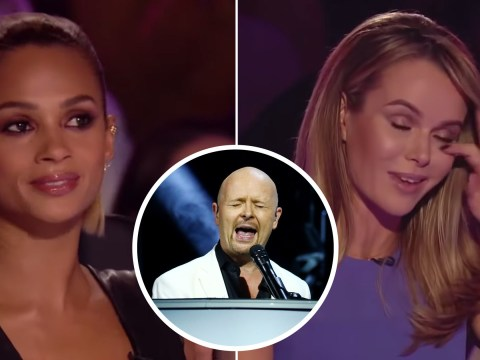 Britain's Got Talent 2020: Alesha Dixon and Amanda Holden left sobbing after comedian pays tribute to late father in semi-final