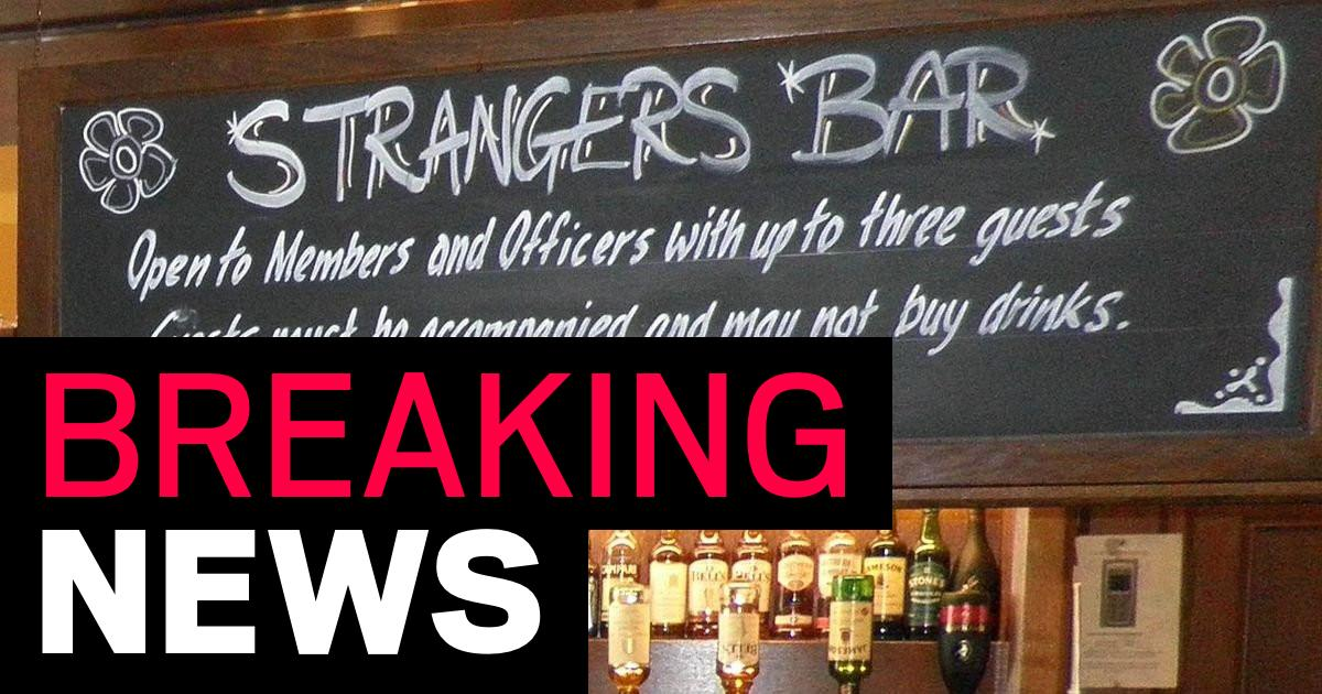 Parliament bars ban alcohol after 10pm but are exempt from curfew - metro