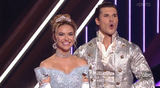 Disney Night on Dancing With The Stars