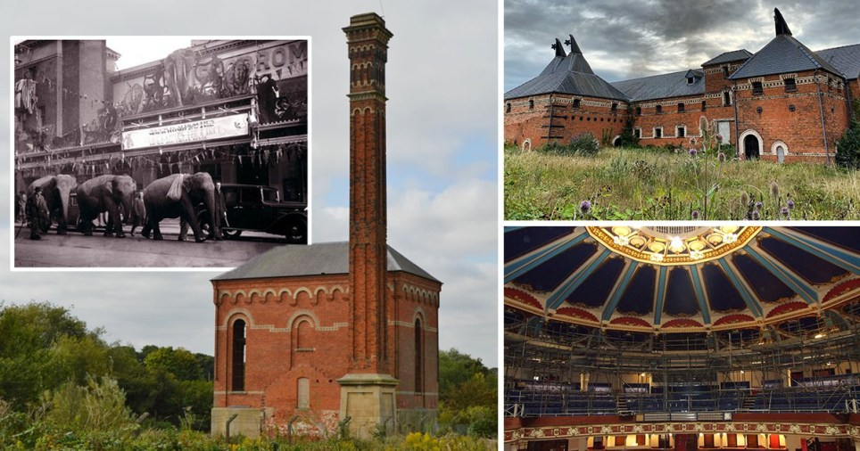 Plea to save UK's endangered Victorian buildings PA