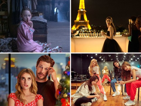 Netflix US October 2020: Best new shows and films including Emily In Paris and The Haunting of Bly Manor