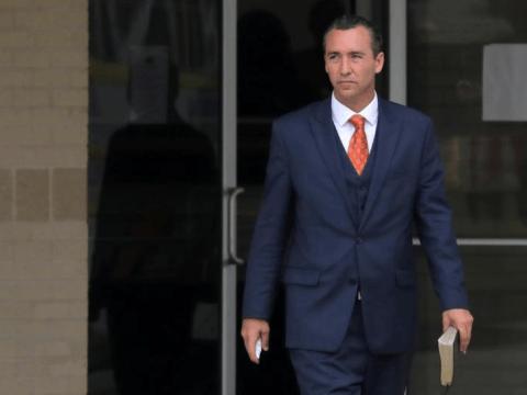 Brazen Covid-denier pastor infuriates judge by refusing to wear mask to court