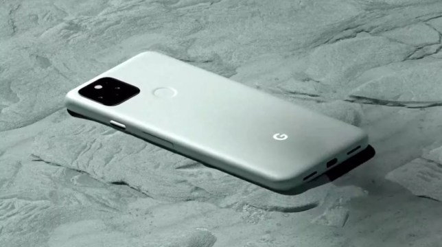 The Pixel 5 is here - and it's green (Google)