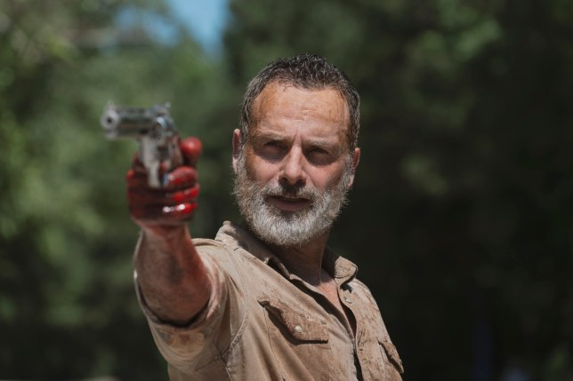 Andrew Lincoln as Rick Grimes??- The Walking Dead _ Season 9, Episode 5 - Photo Credit: Gene Page/AMC