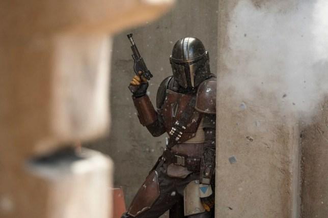 'The Mandalorian' - 'Star Wars'