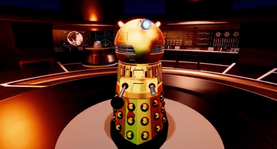 A Dalek from the Daleks! trailer