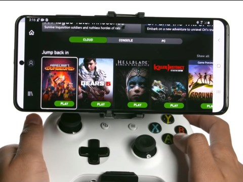 Xbox streaming service xCloud coming to iOS and PC in 2021 says Microsoft