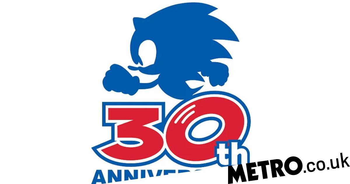 Sonic The Hedgehog 30th Anniversary Logo And Encyclopaedia Revealed Metro News