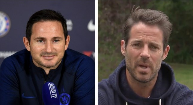 Jamie Redknapp has discussed Frank Lampard's transfer business at Chelsea