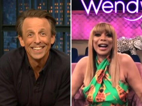 Wendy Williams admits she's been spying on her neighbour with binoculars during quarantine