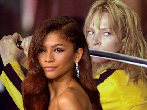 Zendaya 'very flattered' by Kill Bill 3 rumours after being suggested for role by Vivica A Fox