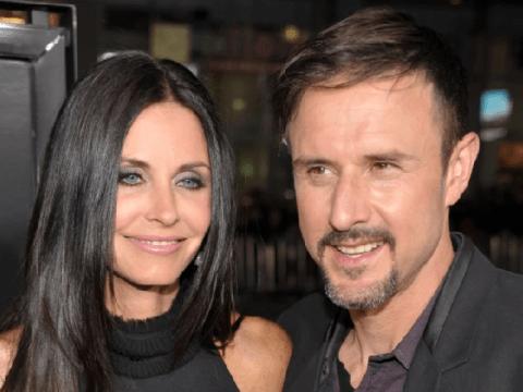 David Arquette believes Courteney Cox marriage inspired certain Friends storyline