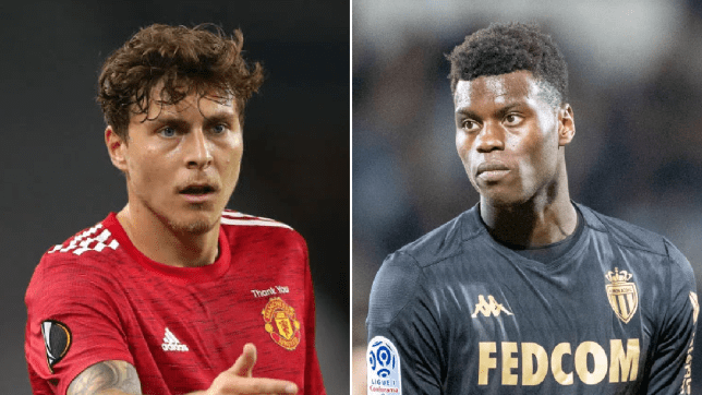 Manchester United considering last-minute raid for Benoit Badiashile as Victor Lindelof replacement