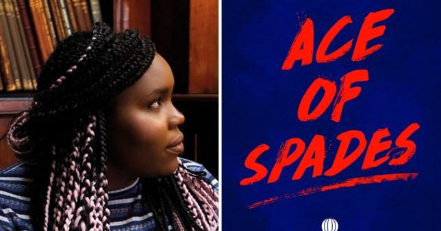 Faridah Àbíké-Íyímídé, 21, secured a million-dollar deal in the US for her debut novel, Ace of Spades.