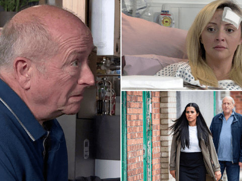 Coronation Street spoilers: 41 new images reveal Geoff's next victim, violent attack and huge showdown
