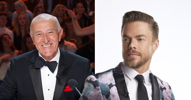 Derek Hough to replace Len Goodman as a judge on Dancing With The Stars Season 29