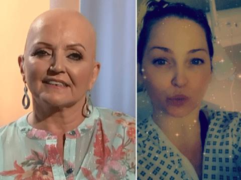 Linda Nolan pens heartfelt letter to Girls Aloud singer Sarah Harding as both stars battle cancer