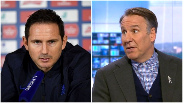 Paul Merson has revealed Frank Lampard's biggest problem at Chelsea