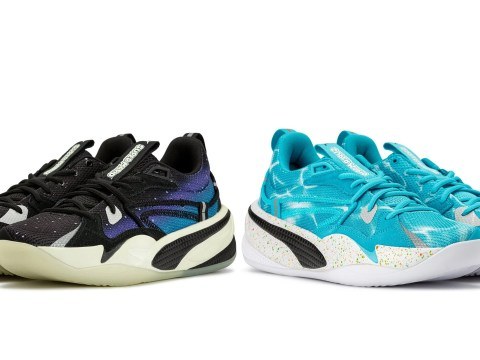 Puma RS-Dreamer Super Mario Sunshine and Galaxy trainers out next week