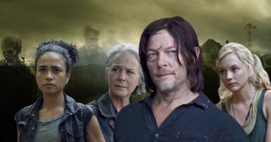 Walking Dead Sendetermine 2021