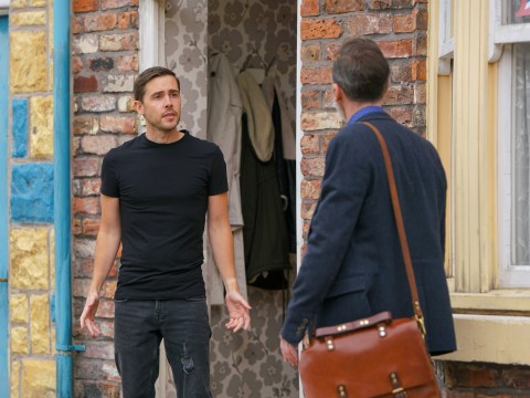 Coronation Street spoilers: Todd Grimshaw and Billy Mayhew's showdown spirals out of control
