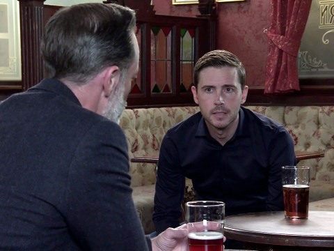 Coronation Street spoilers: Todd Grimshaw and Billy Mayhew reunite as they confess their love?