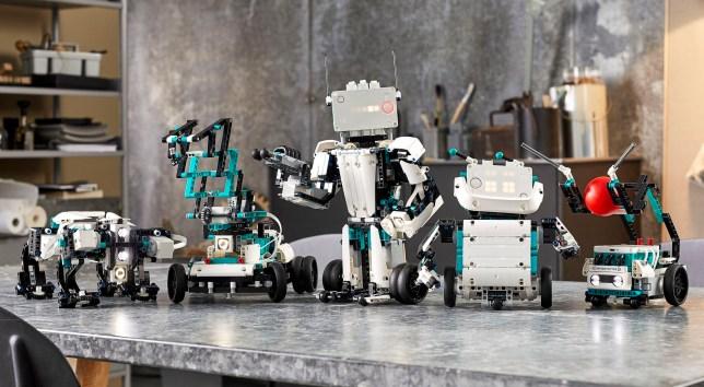 Lego Mindstorms Robot Inventor set