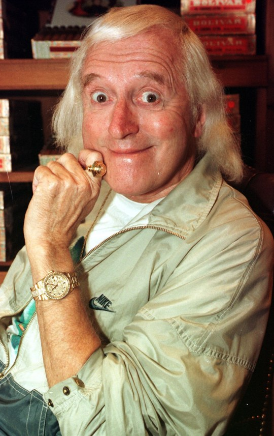 DJ Jimmy Savile. Jimmy Savile, as a long-awaited report into sexual abuse by the disgraced BBC broadcaster is to be published later. Dame Janet Smith's review has focused on the culture and practices at the corporation during the years that the late DJ - and fellow shamed presenter Stuart Hall - worked there. PRESS ASSOCIATION Photo. Issue date: Thursday February 25, 2016. See PA story MEDIA Savile. Photo credit should read: PA/PA Wire