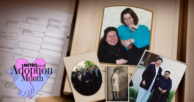Adoption Month 30 years tracing her birth family tree Featured image