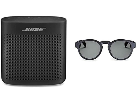 Bose has discounted its speaker and shades bundle (Amazon)