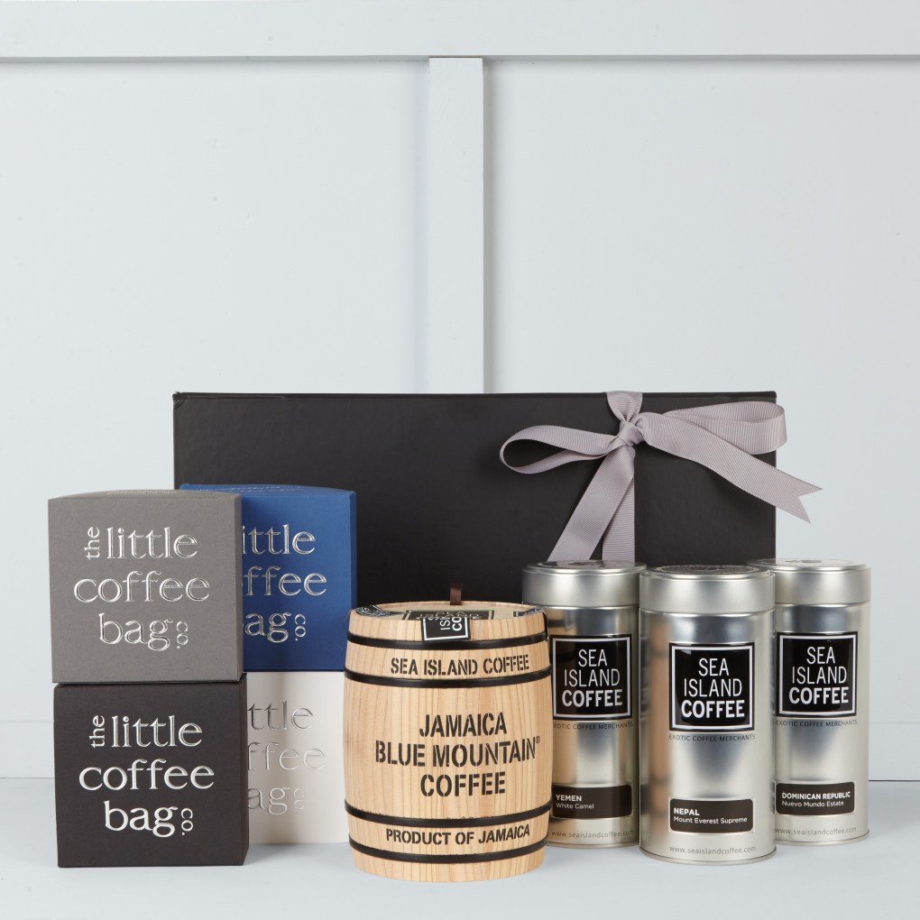 Coffee Hamper from the Hamper Lounge