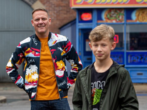 Coronation Street spoilers: Antony Cotton reveals future for Sean Tully as son Dylan arrives