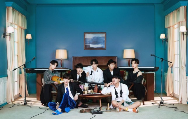 Bts Tease Their New Single Life Goes On From Be Deluxe Edition Album Metro News