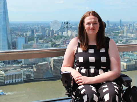 Strangers won't stop touching me and my wheelchair –despite social distancing rules