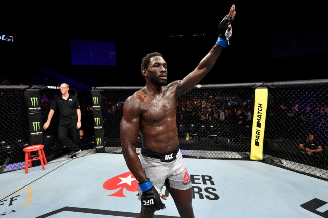 UFC Fight Night: Hermansson v Cannonier