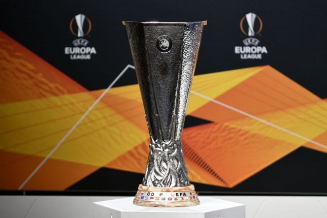 europa league draw arsenal tottenham leicester celtic and rangers learn their fate metro news europa league draw arsenal tottenham