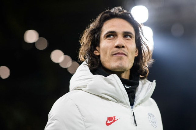 Cavani is set to join United