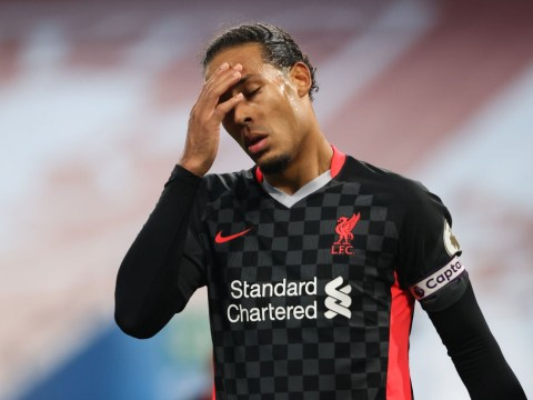 Liverpool's Virgil van Dijk took 'little responsibility' in Aston Villa hammering, says Stan Collymore