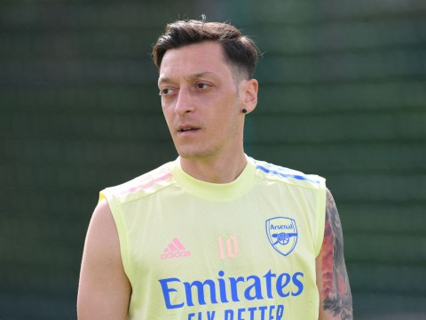 Mesut Ozil's confirms talks over Arsenal exit and responds to Fenerbahce link