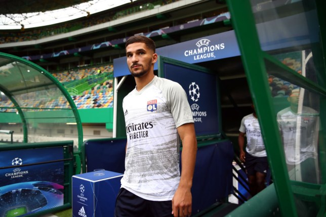 Aouar was one of the Gunners' top targets