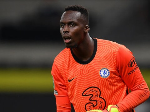Chelsea goalkeeper Edouard Mendy withdraws from Senegal squad with injury