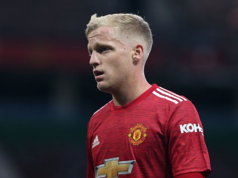 Gary Neville questions Manchester United's decision to sign Donny van de Beek after latest snub