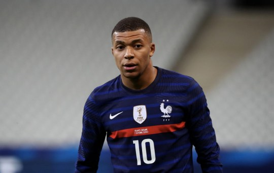 United's defenders will have the unenviable task of facing Mbappe on Tuesday