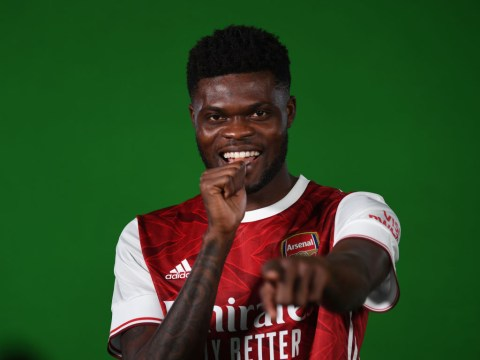 Thomas Partey rates Arsenal's Premier League title chances under Mikel Arteta